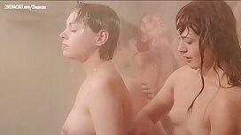 Busty salope Angel Wicky baise un mec vieille coquine sur une webcam