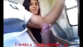 Vidéo érotique mettant en vedette le modèle porno vieille cochonne aux gros seins sexy et sexy Hannah Hilton montrant ses énormes seins extrêmement séduisants, puis caressant sa chatte avec ses doigts.