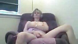 Très gros gars video vieille cochonne dans un étudiant rouge serré anal