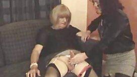 Busty vielles cochonne blonde très habile Pipe