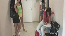 La jeune fille a des expériences sexuelles inestimables au Casting. vieilles femmes cochonnes