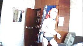 Ami baise jeune blonde vieille allemande cochonne anal près d'une salle de bain ouverte