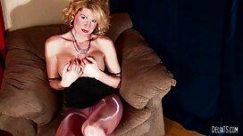 Belle et belle brunette aux vieille cochonne avec jeune gros seins masturbation