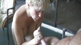 Salope mature et son jeune bonne vieille cochonne ami baise avec mec